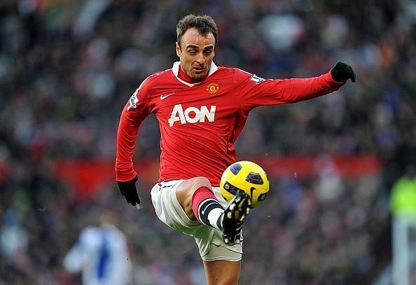 Soccer - Barclays Premier League - Manchester United v Blackburn Rovers - Old Trafford