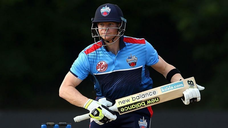 Smith recently took part in the inaugural edition of Global T20 Canada