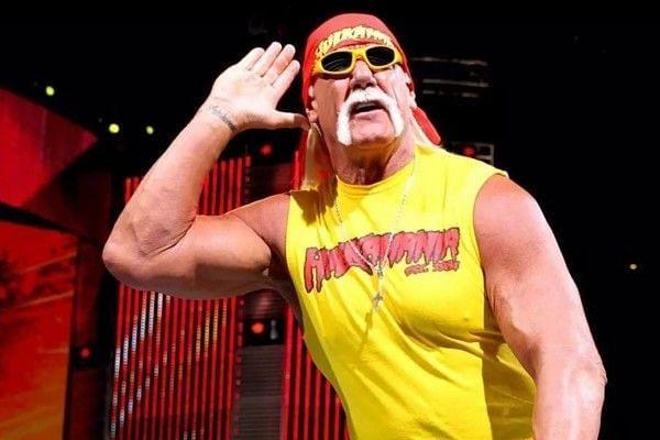 The Hulkster Hulk Hogan