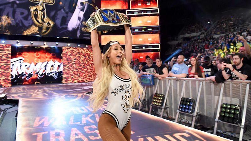 Carmella is the SmackDown Women