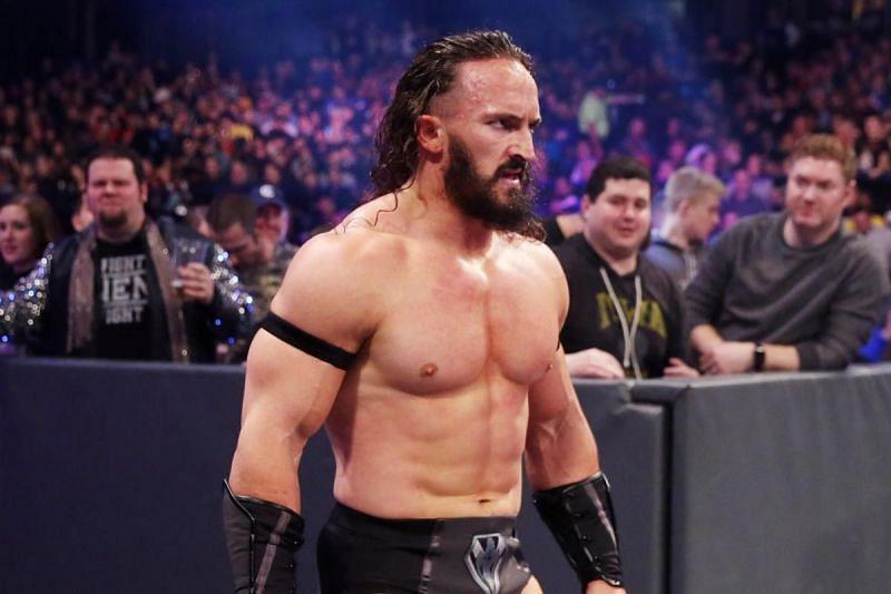 Neville spotted in popular wrestler