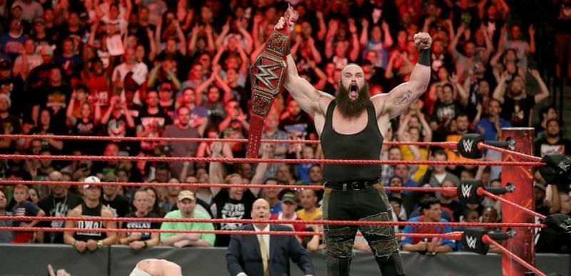Braun Strowman is all set to take on The Beast Incarnate