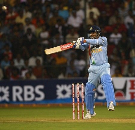 Image result for virendra sehwag uppercut