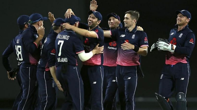 England are currently the no. 1 ODI side