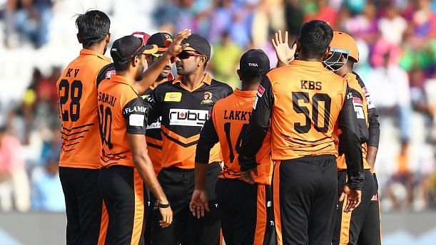 Trichy ended their season with back-to-back wins