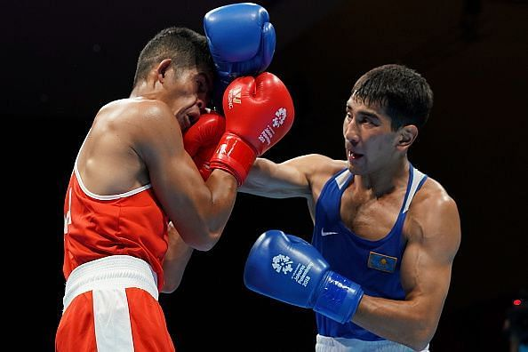 Asian Games - Day 6