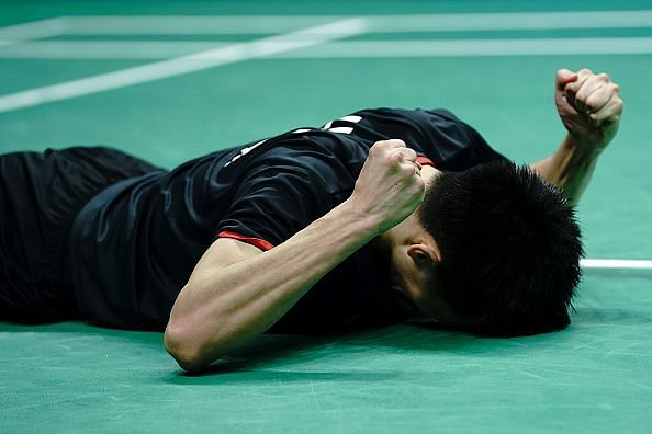 Total BWF World Championships 2018 - Day 5
