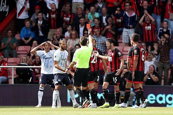 AFC Bournemouth v Everton FC - Premier League