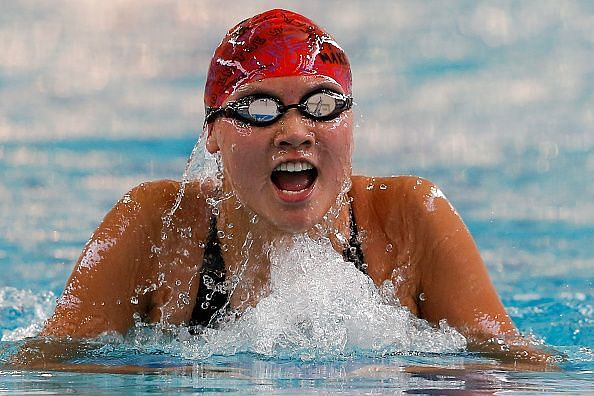 China National Swimming Championships - Day 8