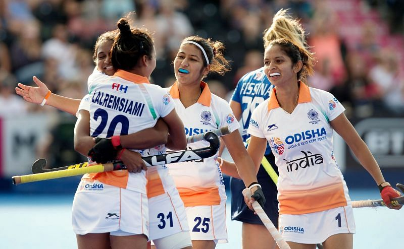 Players of the Indian Women