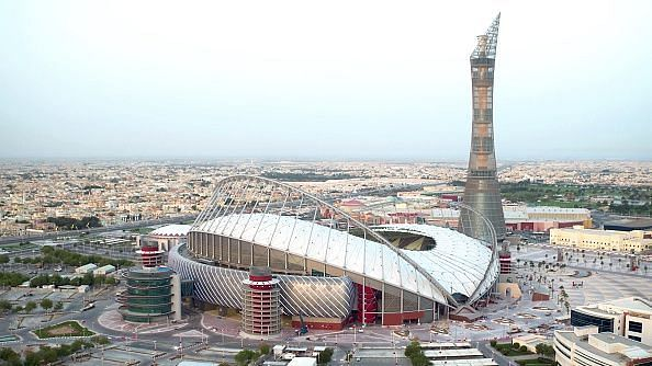 Khalifa International Stadium - Launched by Qatar