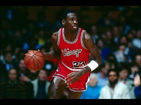 Michael Jordan, 1980