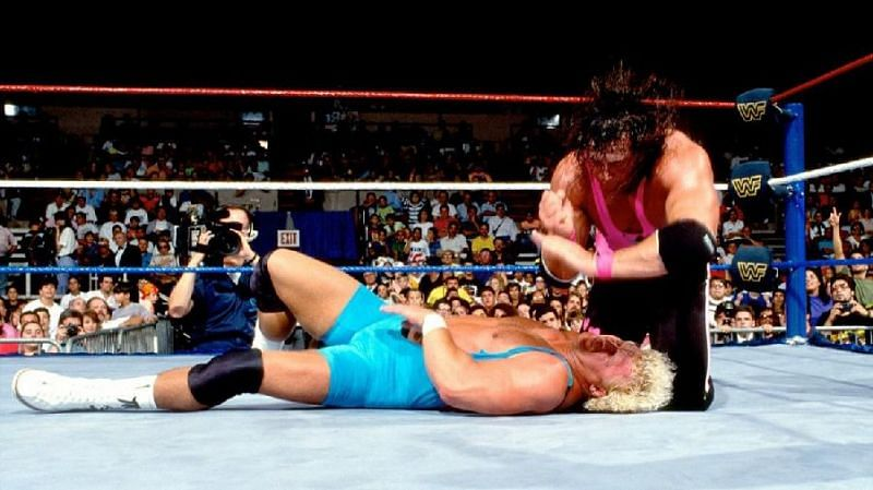 4 epic Intercontinental Championship matches which