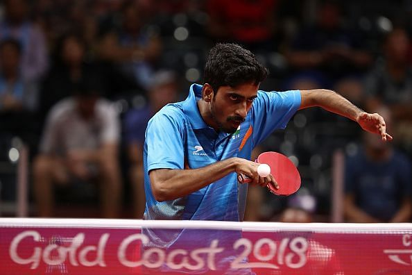 Table Tennis - Commonwealth Games Day 5