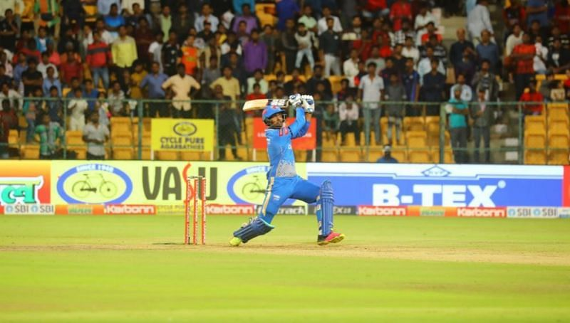 Arshdeep Singh Brar was the man of the match for his performance with the bat