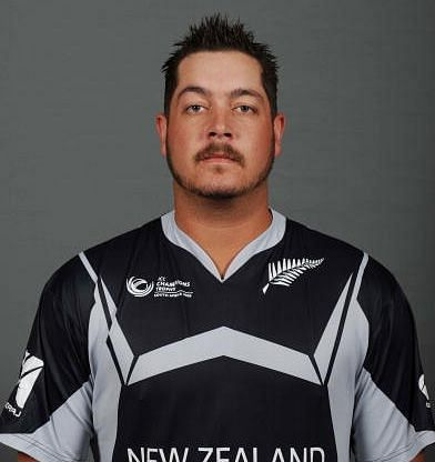 Jesse Ryder made his debut on 5th February 2008 against England