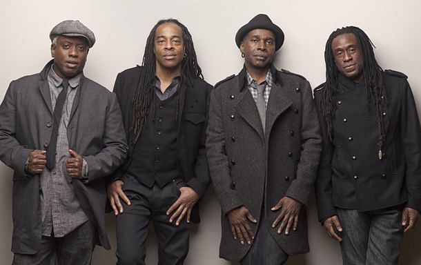 Grammy Award-winning rock band Living Colour