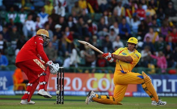 Chennai Super Kings v Royal Challengers Bangalore - IPL T20