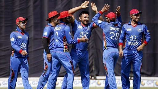 The Afghans are on a roll at the moment and they seem to be enjoying their time
