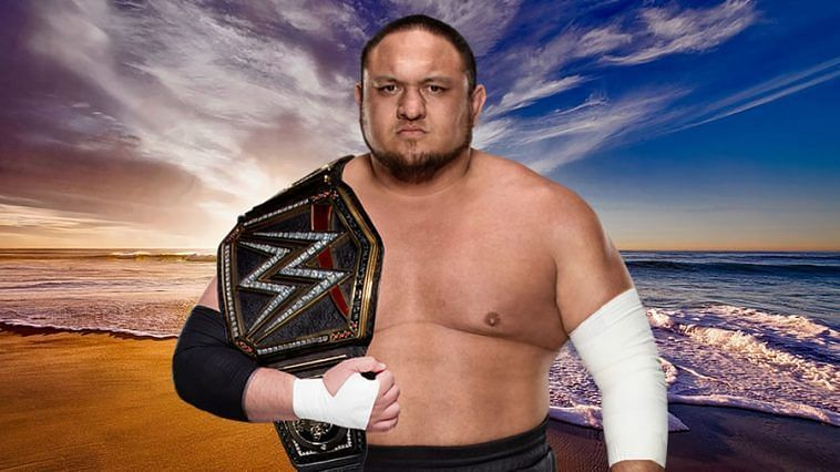 Joe crushed Kingston on RAW last night
