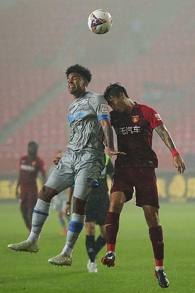 China Fortune v Schalke 04 - 2018 Clubs Super Cup