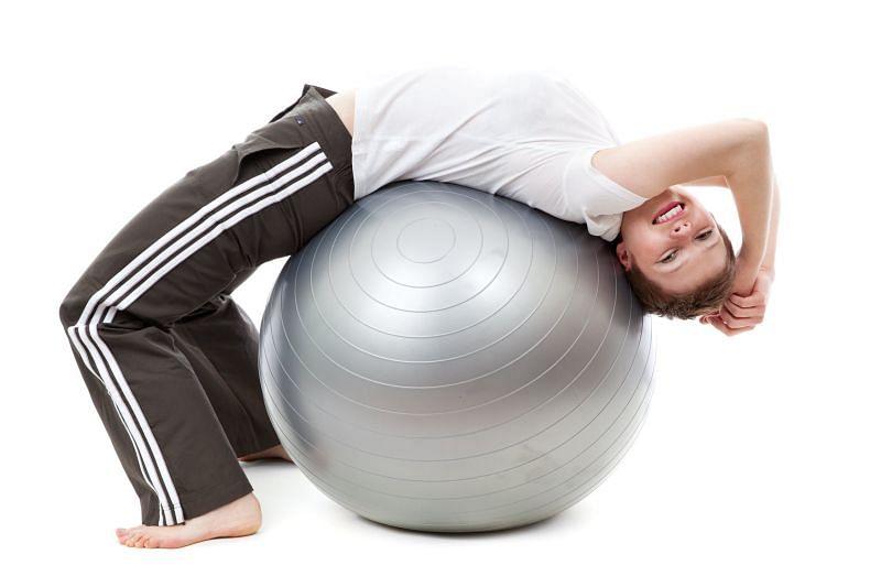 Medicine Ball exercises can work wonders