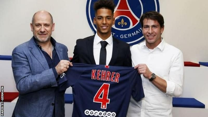 The signing of young defender Thilo Kehrer could end up being a smart move as the 21-year-old hope to leave a mark at the club.