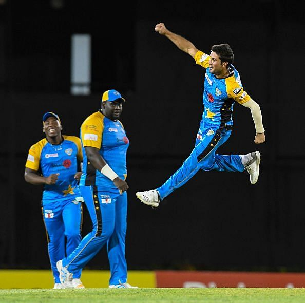 St Lucia Stars v Barbados Tridents - 2018 Hero Caribbean Premier League (CPL) Tournament