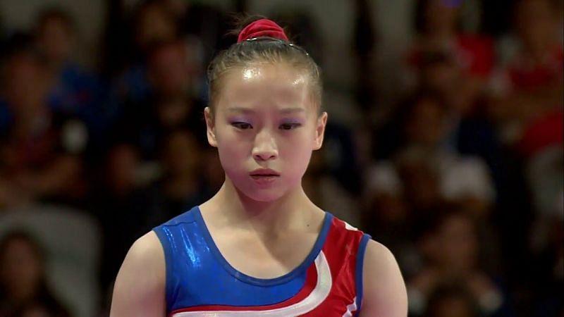 Su Jong Kim (PRK)