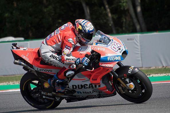 MotoGp of Czech Republic - Qualifying
