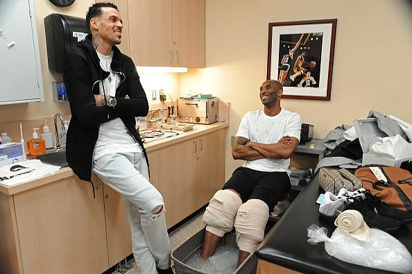Kobe and Matt