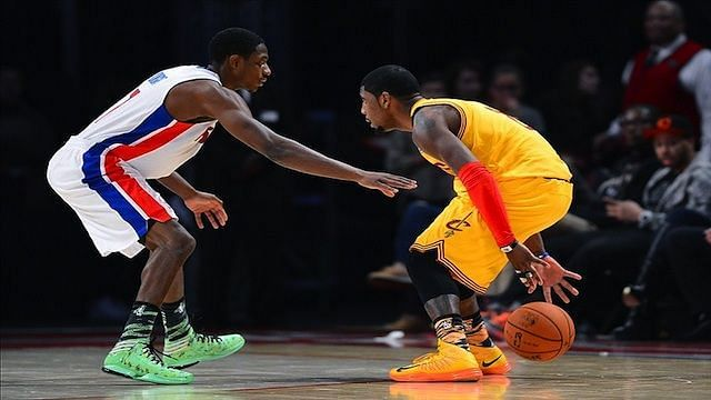 Kyrie was only 21 years old when he did this to Brandon Knight