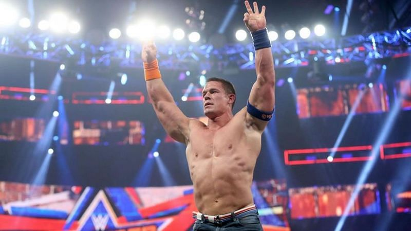 John Cena Never Supposed To Be In WWE Summerslam 2020 Match 2