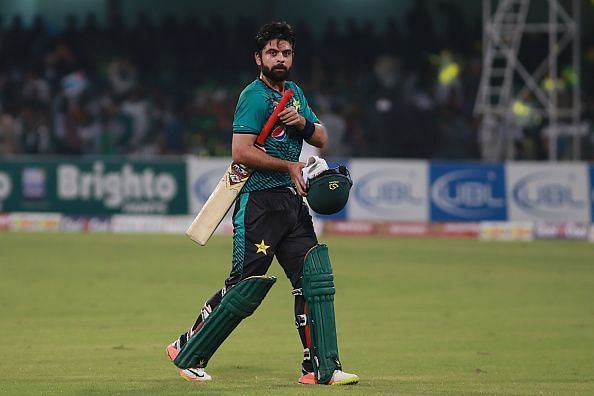Ahmed Shehzad is the high-profile omission from the centrally contracted list