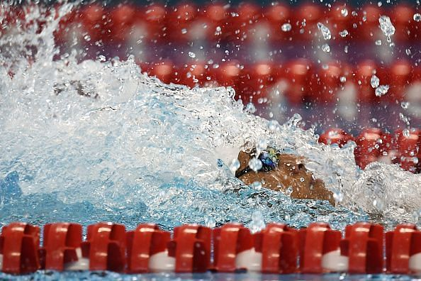 Asian Games 2018: Srihari Nataraj breaks the 100m Backstroke National Record