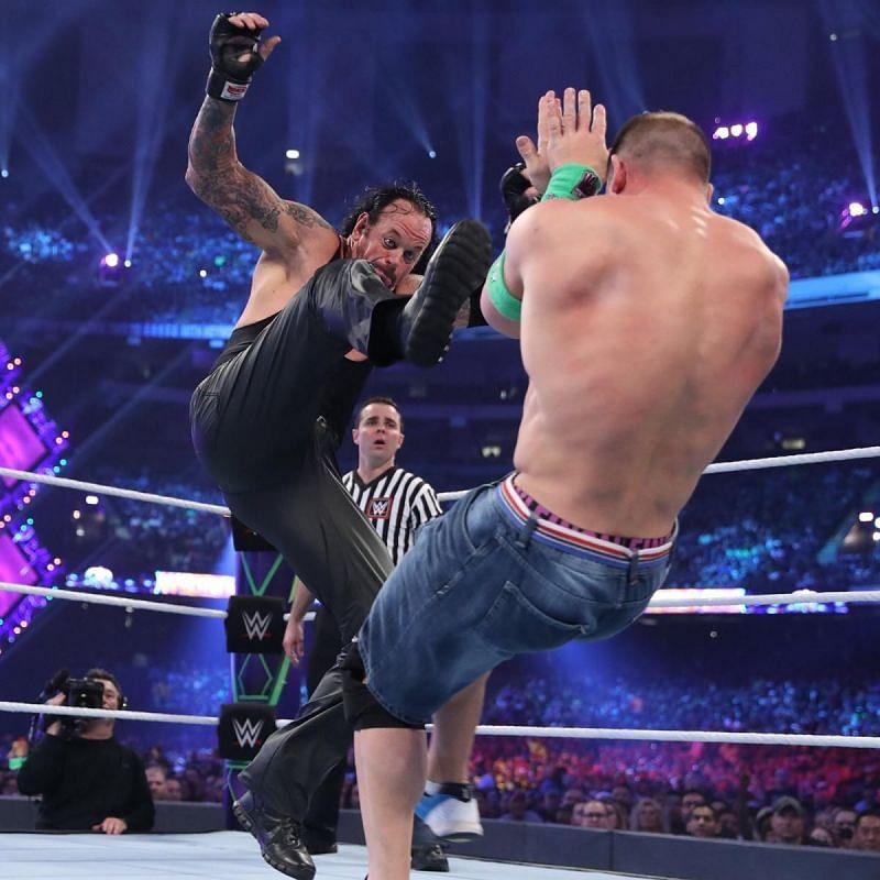 Page 2 - WWE WrestleMania 33: John Cenas top 5 worst