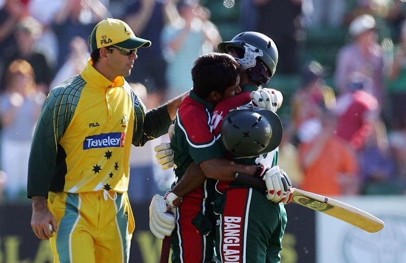 Cricket and the fine spirit of making your nation proud