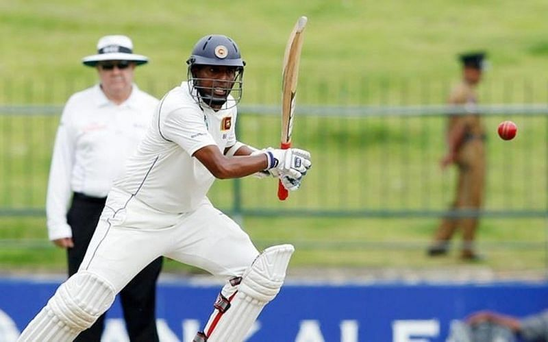 Samarweera was part of the impeccable Sri Lankan middle order.