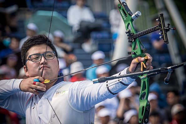 Shanghai 2018 Hyundai Archery World Cup