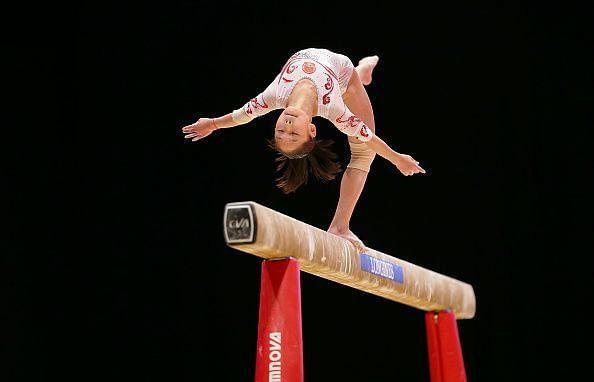2015 World Artistic Gymnastics Championships - Day Two