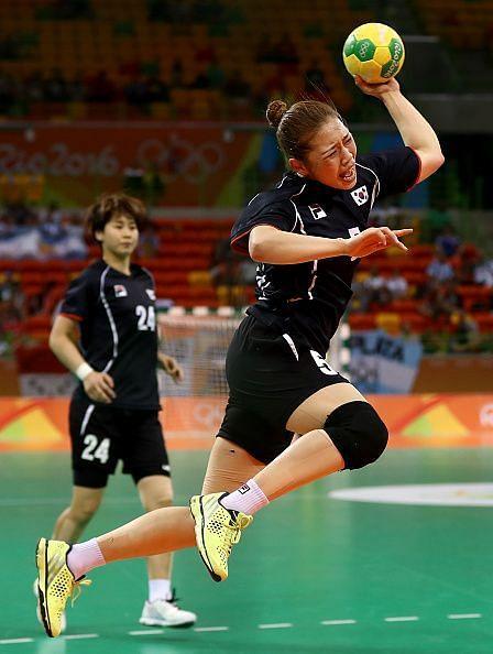 Handball - Olympics: Day 9