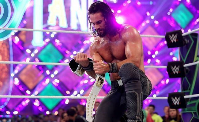 Seth Rollins could win back his Championship on Sunday night