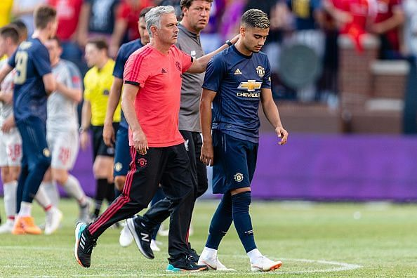 Manchester United v Liverpool - International Champions Cup 2018