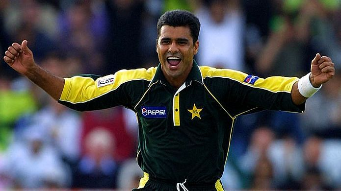 Image result for waqar younis