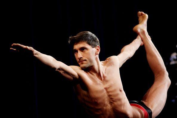 National Yoga Championships Held In New York