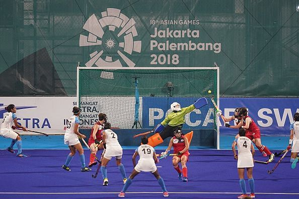 Asian Games - Day 7