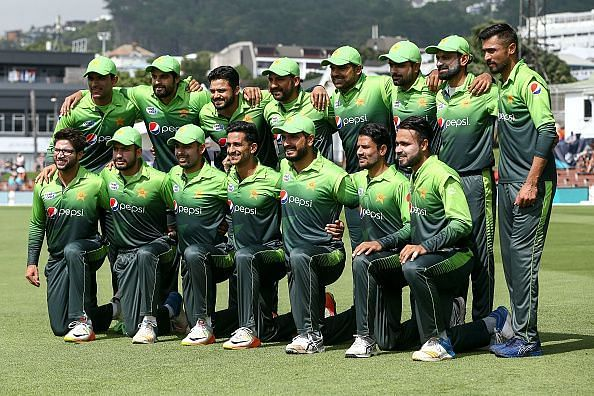 A welcome boost for the Pakistan team going forward