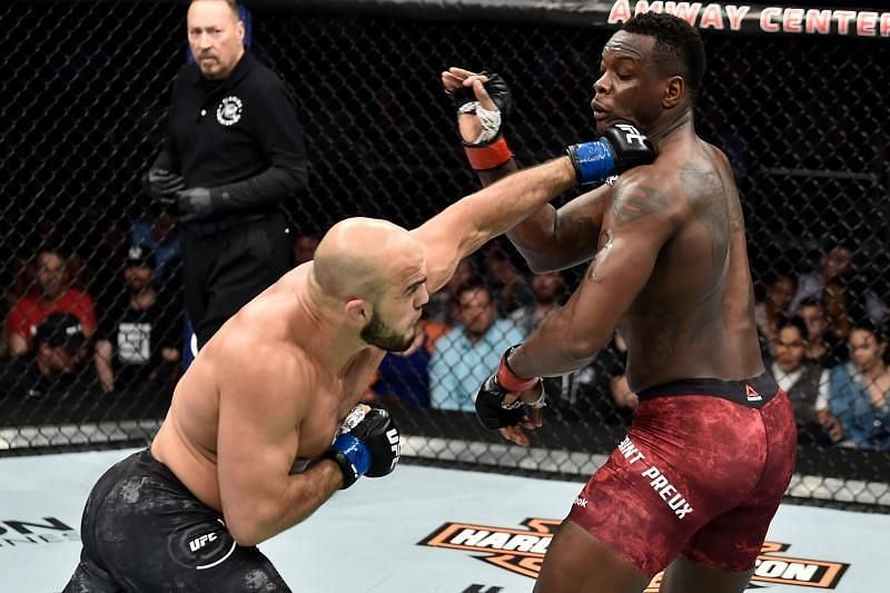 Best UFC Submission Wins in 2018