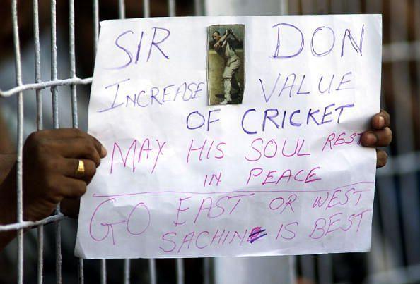 India v Australia X