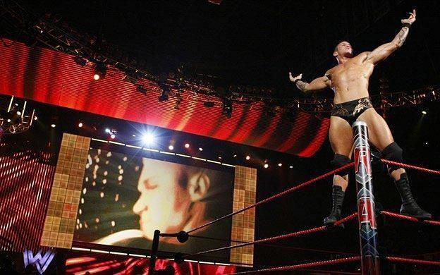 Orton as the Legend Killer